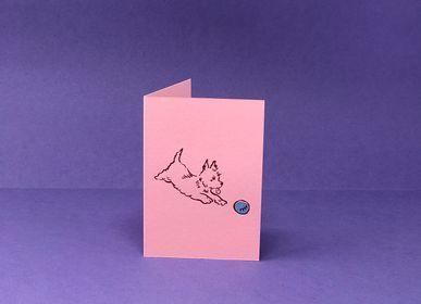 Papeterie / carterie / écriture - Mini Cartes - ARK COLOUR DESIGN
