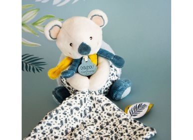 Soft toy - YOCA LE KOALA - Doll with doudou - DOUDOU ET COMPAGNIE