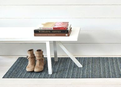 Contemporary carpets - SKINNY STRIPE Mat - CHILEWICH