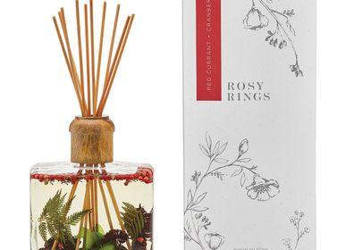 Diffuseurs de parfums - ROSÉ ANNEAUX BOTANIQUE ROSEAU DIFFUS - ROSY RINGS