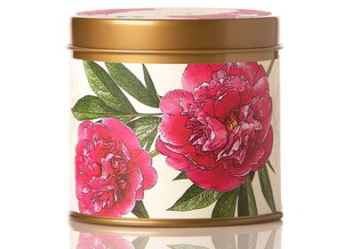 Bougies - Rosy Anneaux Bougie en étain 50 heures - ROSY RINGS