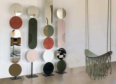 Miroirs - SCULPTURE MIROIR TOOOTEM - STUDIO SOL LECCIA
