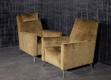 Armchairs - ARMCHAIR LUCCA - TRISS