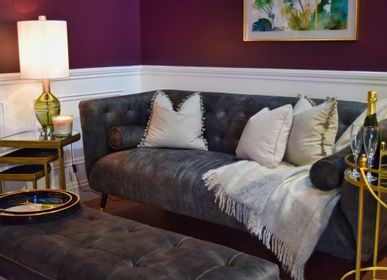 Sofas - Aviona 3 Seater - MINDY BROWNES INTERIORS