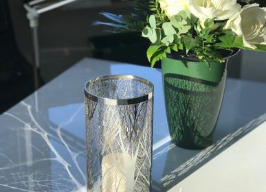 Decorative objects - Candle Cover - QULT DESIGN GMBH