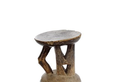 Sculptures, statuettes and miniatures - Batonga Stool - DANYÉ