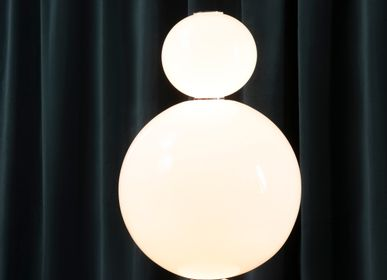 Table lamps - PEARLS XL Table - FORMAGENDA