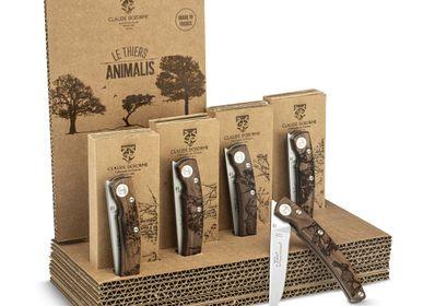 Knives - Thiers® Design Animalis Pocket Knife - CLAUDE DOZORME