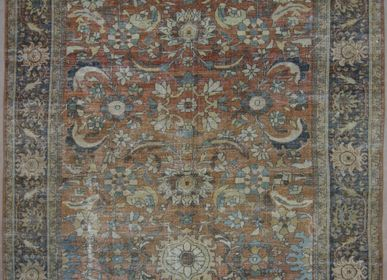 Contemporain - Antique Distressed Rugs - SUBASI HALI