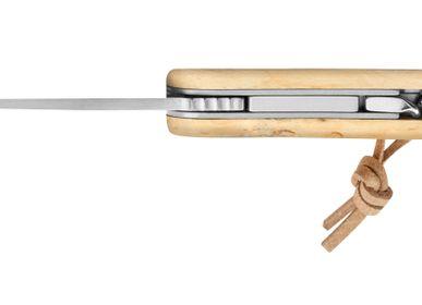 Knives - Pocket knife Baroudeur Corkscrew - CLAUDE DOZORME