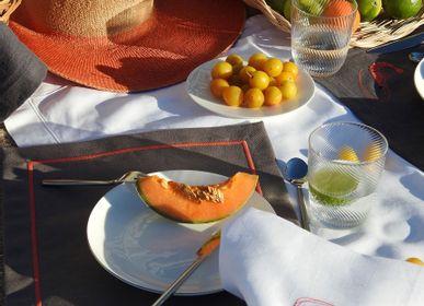 Linge de table textile - Sets de table CORAIL&CREVETTE  - ARTIPARIS