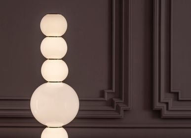 Lampes de table - PEARLS DOUBLE Table - FORMAGENDA