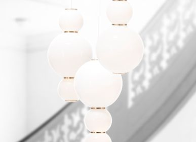 Hanging lights - PEARLS Chandeliers - FORMAGENDA