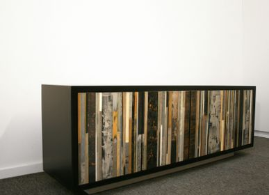 "Sideboards - Low buffet ""JAZZ"" - VALERIE BEAUMONT"