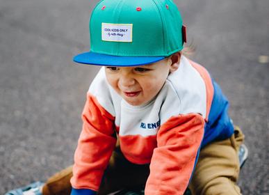 Accessoires enfants - Casquette Mini Tokyo Green - HELLO HOSSY®