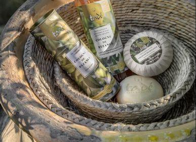 Beauty products - Lipid-Rich Natural Certified Gel Soap Gentle Exfoliating - Cologne de Byzance - TADÉ PAYS DU LEVANT