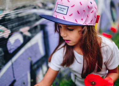 Children's apparel - Dragonfly Cap - HELLO HOSSY®