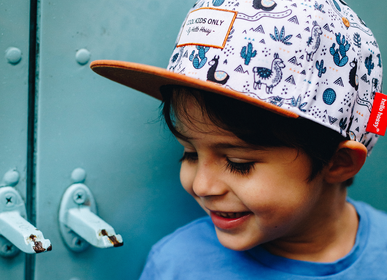 Children's apparel - Lama cap - HELLO HOSSY®