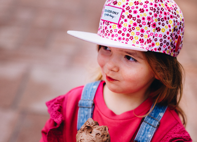 Children's apparel - Daisy Cap - HELLO HOSSY®
