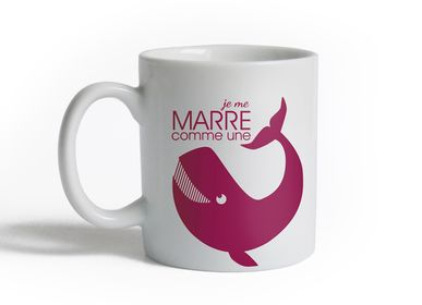 Gifts - COFFEE CUP - PIED DE POULE
