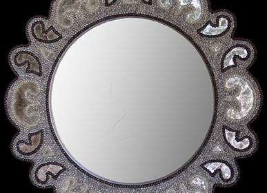 Decorative objects - FRAME FOR MIRROR 297 - CAROLINE PERRIN