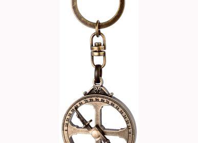 Cadeaux - Astrolabe Nautique Porte-clés  - HEMISFERIUM