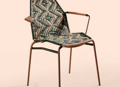 Chaises - PERLA  II CHAIR - DESIGN ROOM COLOMBIA