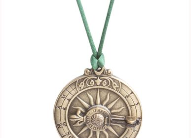 Cadeaux - Cadran solaire Philip 2ème - Pendentif - HEMISFERIUM