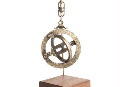 Objets de décoration - Cadran Solaire Anneau Astronomique - Miniature - HEMISFERIUM