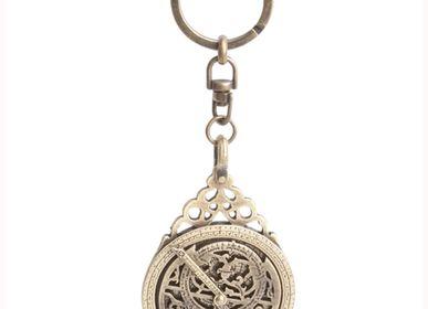 Objets personnalisables - Astrolabe Orientale - Porte-clés - HEMISFERIUM