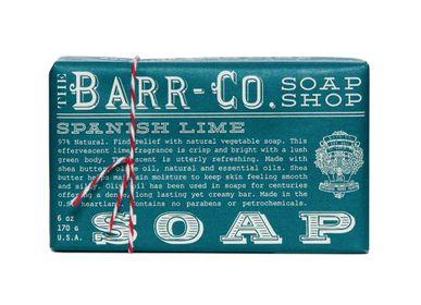 Cosmétique - Barr-Co Soap Shop Bar Soap 6oz/170g - BARR-CO