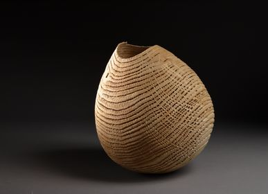 "Decorative objects - Natural ""sandbag"" - PASCAL OUDET"