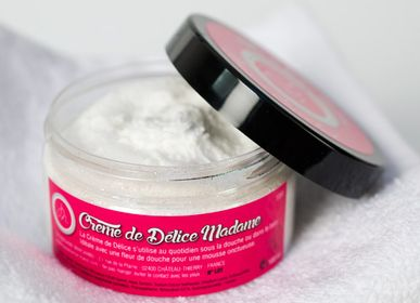 Beauty products - Shower Cream - Crème de Délice - MADAME MARCHAND