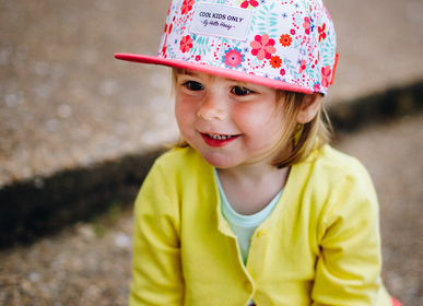 Children's apparel - Spring Cap - HELLO HOSSY®