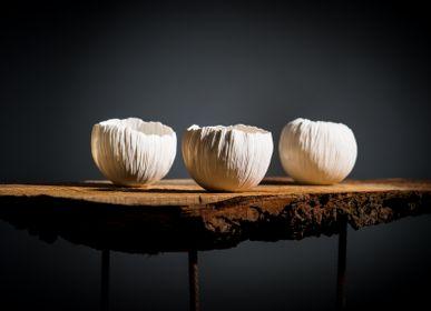 Ceramic - Fleur de porcelaine - ATELIER SUR LA RIVIERE - SYLVAIN FEZZOLI