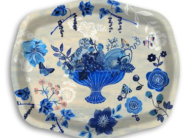 Trays - The Blue Story - Trays - AVENIDA HOME