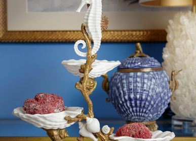 Decorative objects - Porcelain platestand - G & C INTERIORS A/S