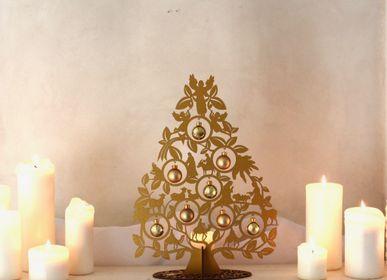 Décorations de Noël - arbre de noël sainte famille - KOELNSCHAETZE