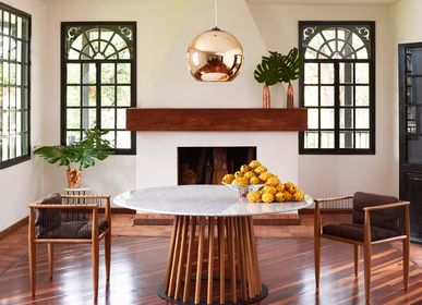 Dining Tables - DINING TABLE VILLA - DESIGN ROOM COLOMBIA