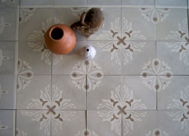 Kitchen splash backs - Cement Tiles - Havana  - ILOT COLOMBO