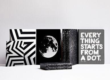 Accessoire de voyage / valise - Graphic L & S black & silver - NUUNA