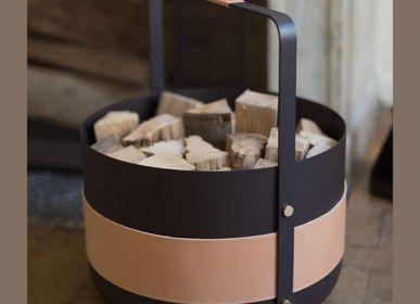 Storage - Basket Emma - Naturel - ELDVARM