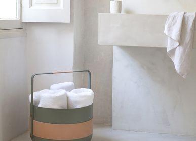 Design objects - Basket Emma - Lichen - ELDVARM