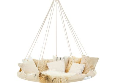 Seats - Natural White Classic TiiPii Bed, Medium - TIIPII BED