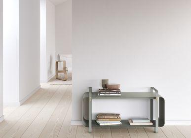 Storage - Bench Ninne - Lichen - ELDVARM