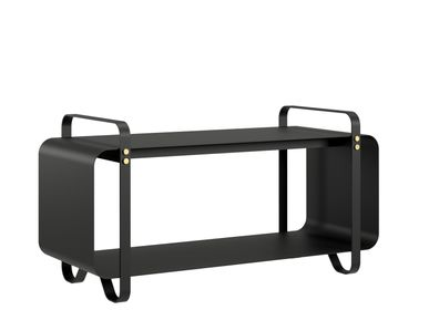 Design objects - Bench Ninne - Noir - ELDVARM