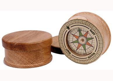 Decorative objects - Nautical Compass - HEMISFERIUM