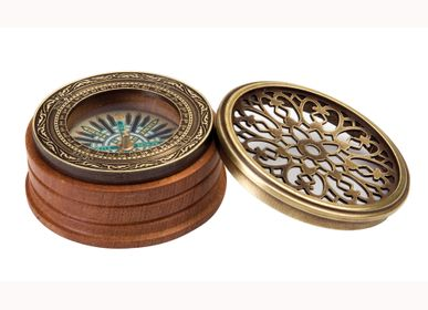 "Decorative objects - Nautical Compass ""Lace"" - HEMISFERIUM"