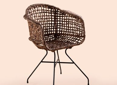 Chairs - LINO WOVEN CHAIR - DESIGN ROOM COLOMBIA