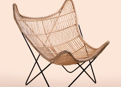 Chaises - ALHENA WOVEN CHAIR - DESIGN ROOM COLOMBIA